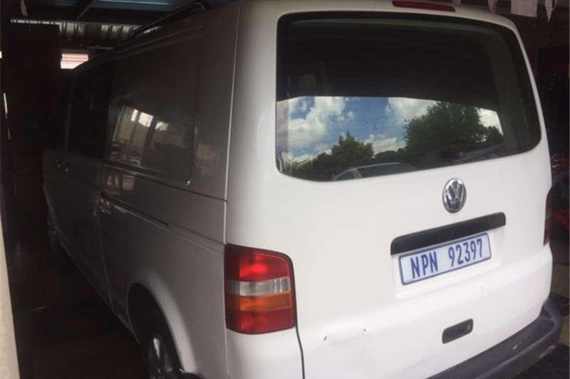 VW Transporter Crew Bus 2006