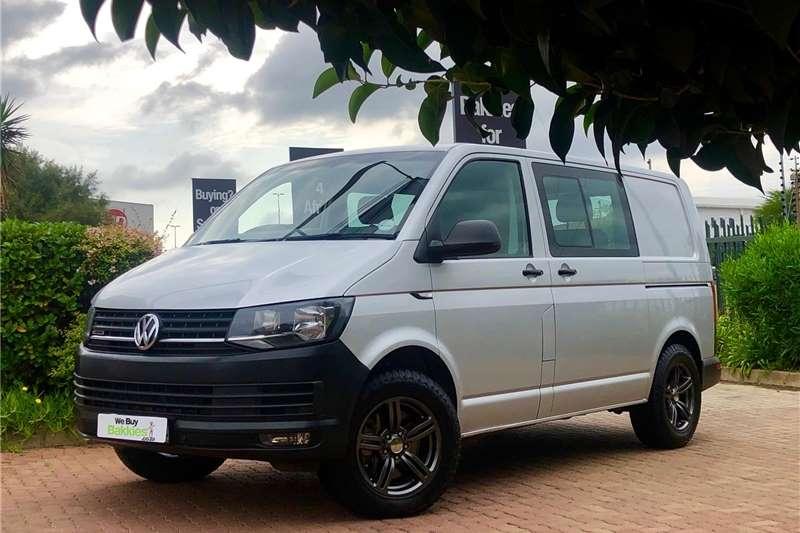 VW Transporter Crew Bus 2016