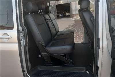 VW Transporter crew bus T5 C/BUS 2.0 TDI 75KW LWB F/C P/V 2014