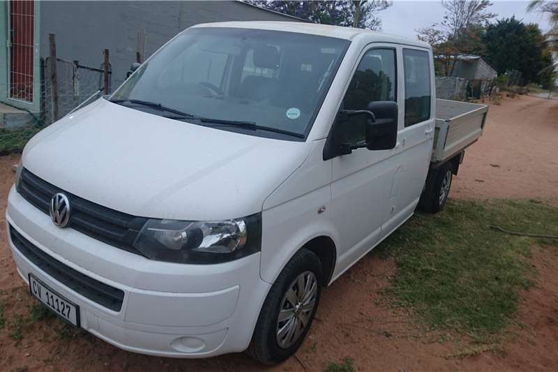 VW Transporter Double Cab 2013