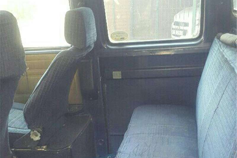 VW Transporter Double Cab T6 2.0TDi 75KW LWB P/U D/C 1985