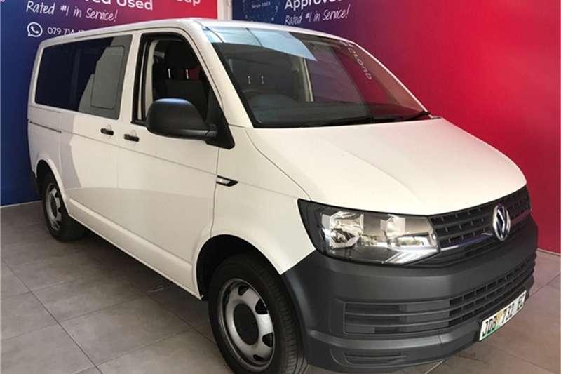 2018 VW Transporter 2.0BiTDI crew bus SWB auto