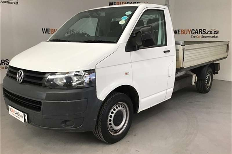2011 VW Transporter 2.0TDI 75kW single cab