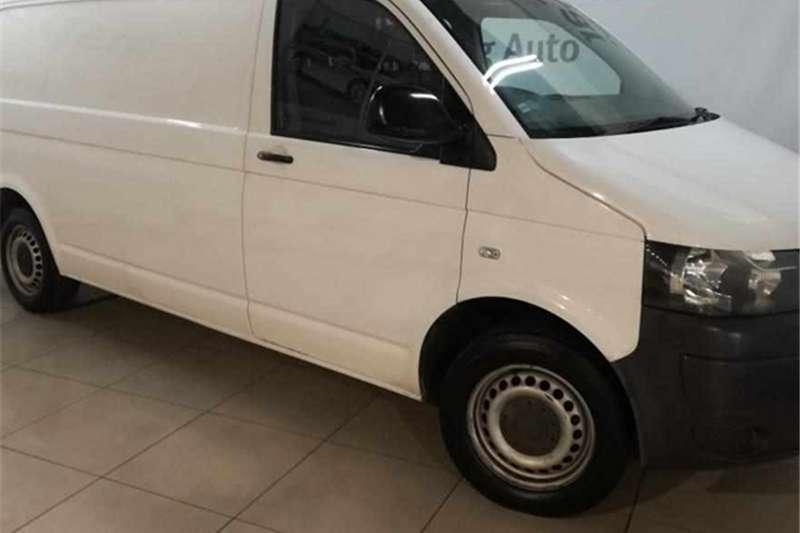 2011 VW Transporter 2.0TDI 75kW single cab