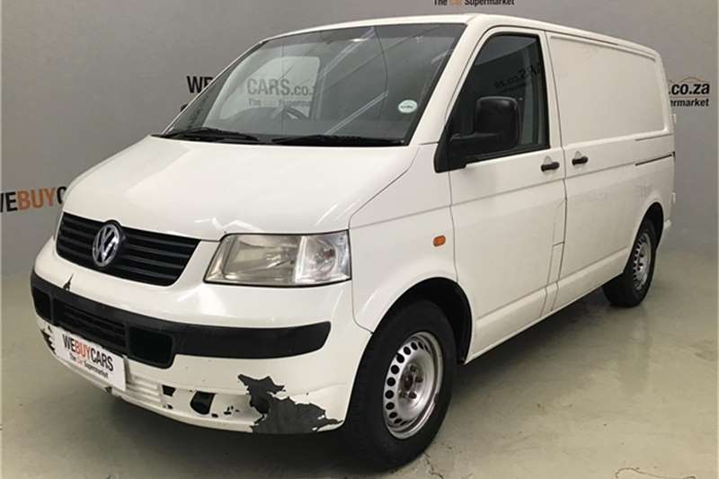2007 VW Transporter 1.9TDI panel van SWB