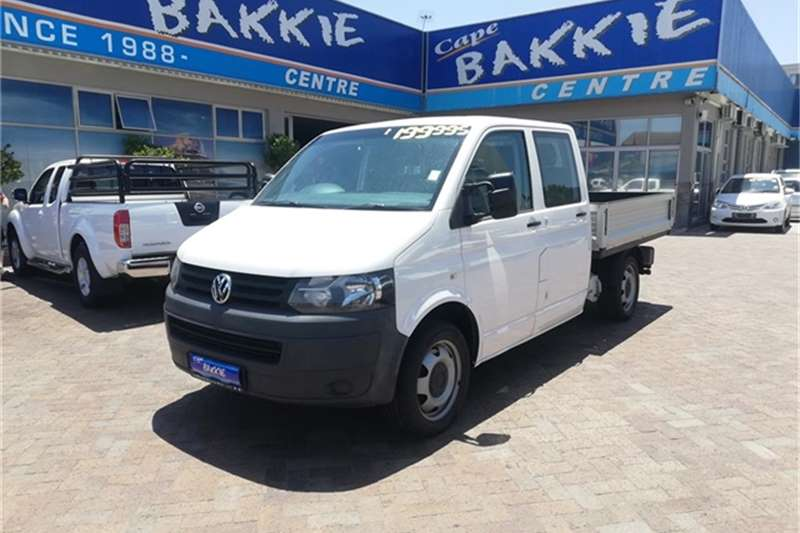 2012 VW Transporter 2.0BiTDI double cab