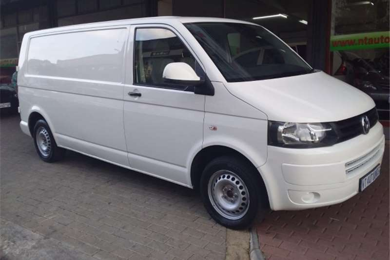 2012 VW Transporter 2.0TDI 103kW panel van