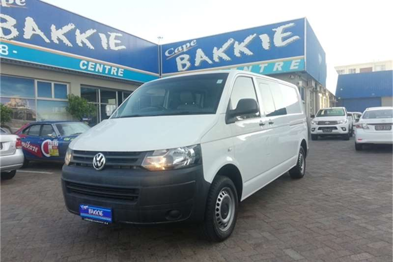 2014 VW Transporter 2.0TDI crew bus LWB