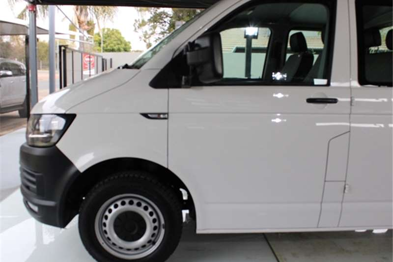 2017 VW Transporter