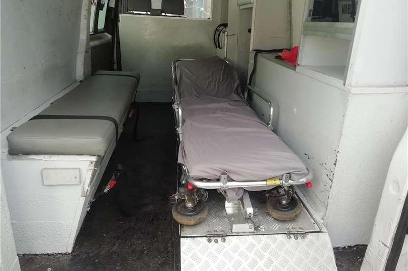 VW Transporter Panel Van 2012