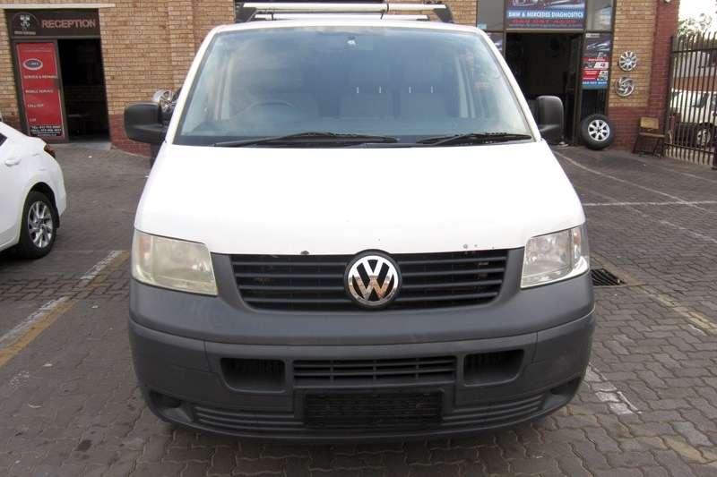 VW Transporter Panel Van SWB 2008