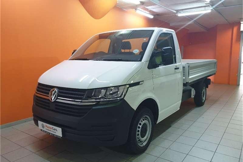 2021 VW Transporter single cab T6.1 2.0TDi 81KW LWB P/U S/C