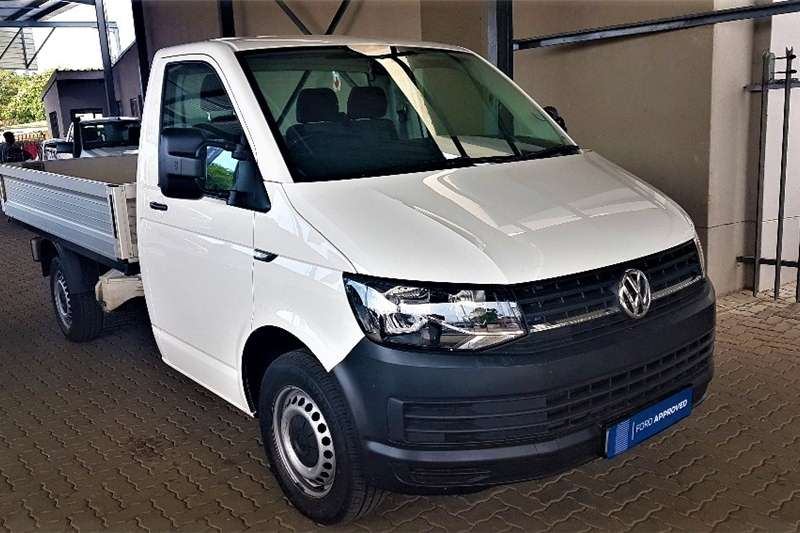 VW Transporter Single Cab T6 2.0TDi 75KW LWB P/U S/C 2016