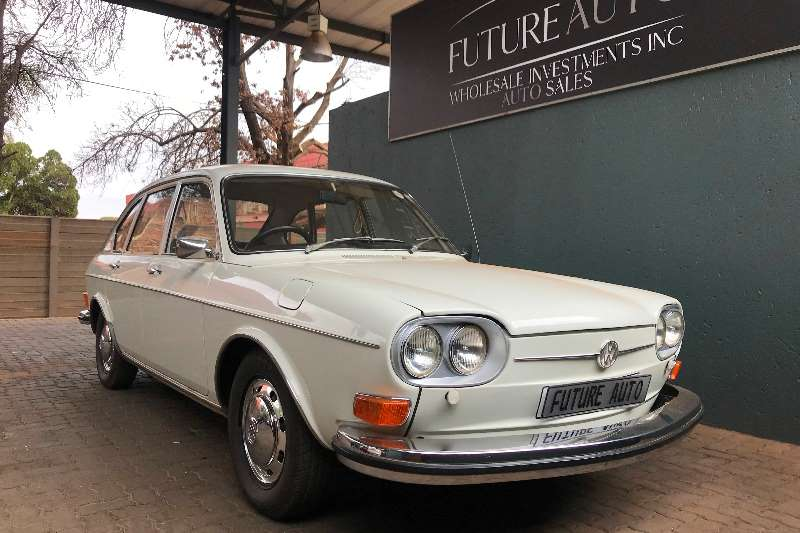 VW Type 4 411 LE 1972