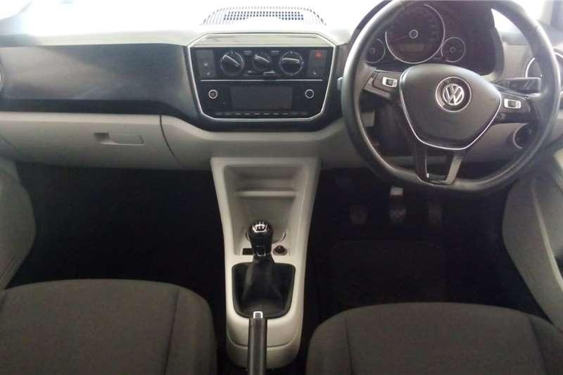 VW UP 1.0 Comfortline 2017