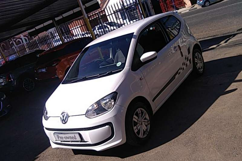 Used 2016 VW UP