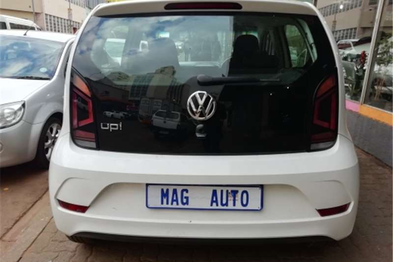 Used 2018 VW Up!