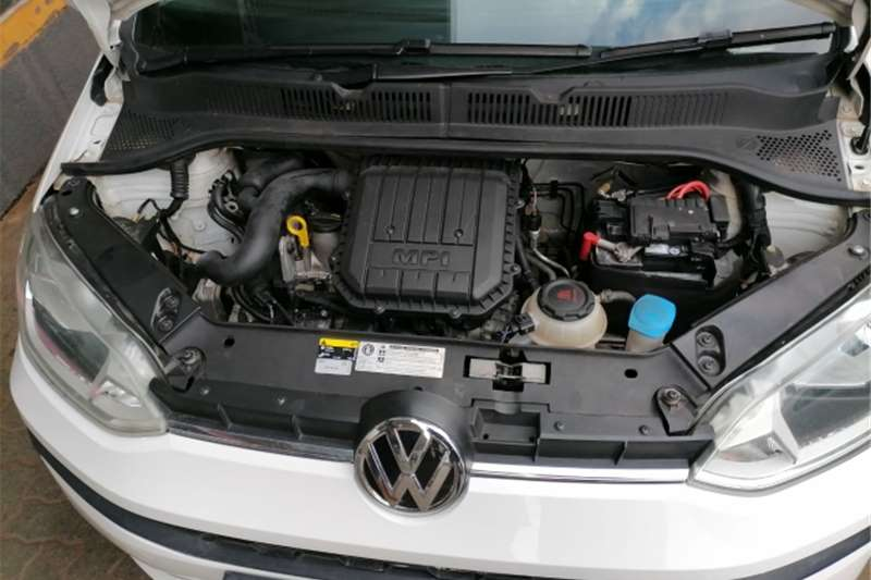 Used 2018 VW UP