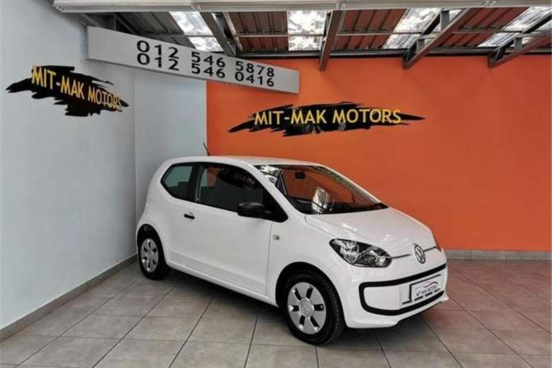 VW Up! 3-door 1.0 2015