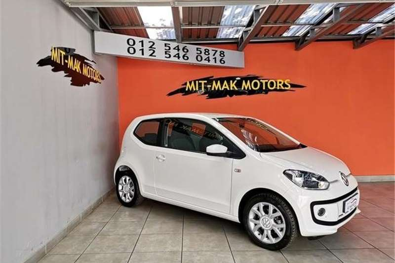 VW Up! 3-door 1.0 2016