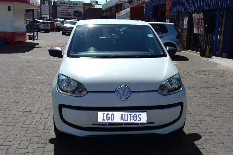 VW Up! 3-door 2014
