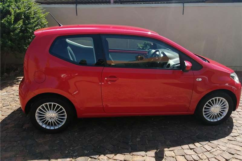 VW Up! 3-door 2016
