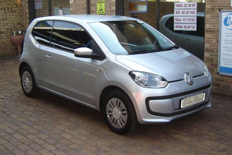 2015 VW up! 3-door