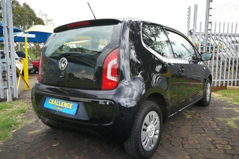 VW Up! 3-door MOVE UP 1.0 3DR 2015