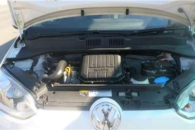 VW Up! 3-door MOVE UP 1.0 3DR 2015