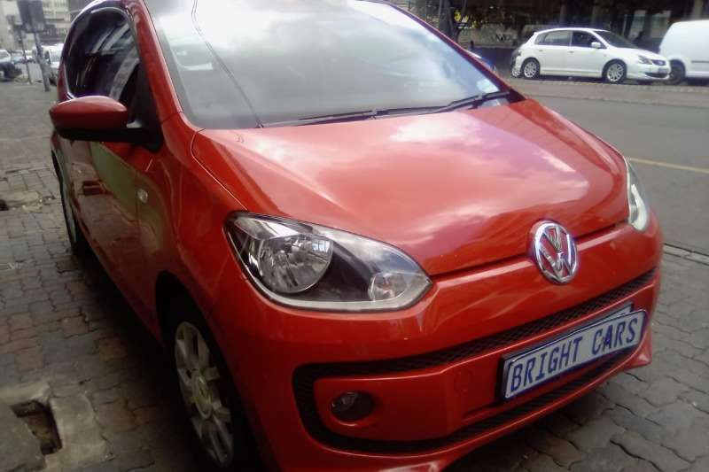 VW Up! 3-door MOVE UP 1.0 3DR 2016