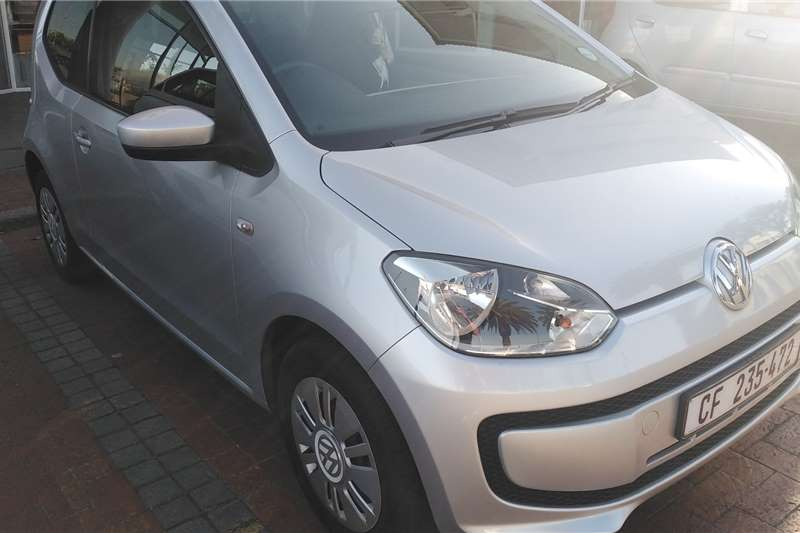 Used 2016 VW Up! 3-door MOVE UP 1.0 3DR