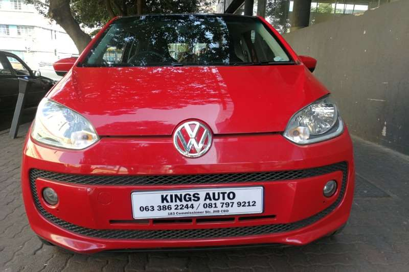 VW Up! 3-door MOVE UP 1.0 3DR 2017