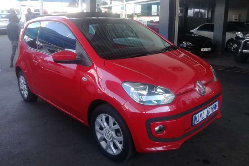VW Up! 3-door no variant 2016