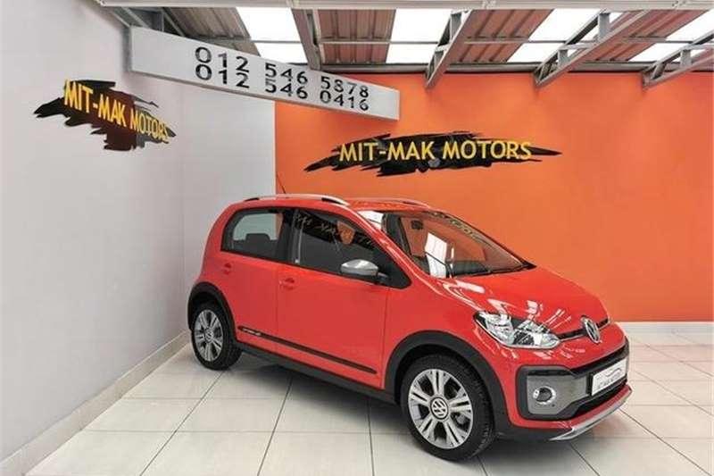 VW Up! 5-door 1.0 2018