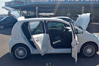 Used 2018 VW Up! 5-door COLOUR UP 1.0 5DR