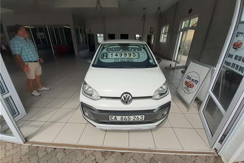 VW Up! 5-door CROSS UP 1.0 5DR 2017