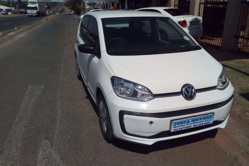 2018 VW up! 5-door