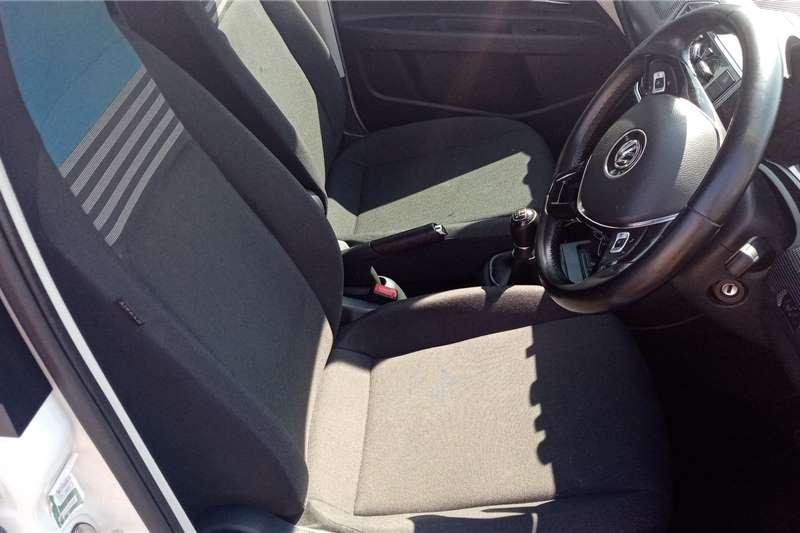 2018 VW up! 5-door