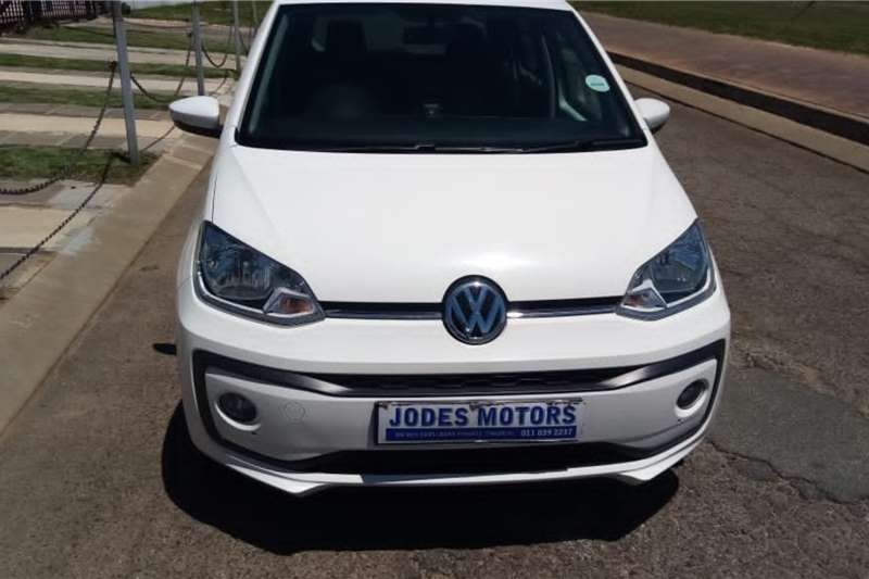 Used 2017 VW Up! 5-door MOVE UP 1.0 5DR