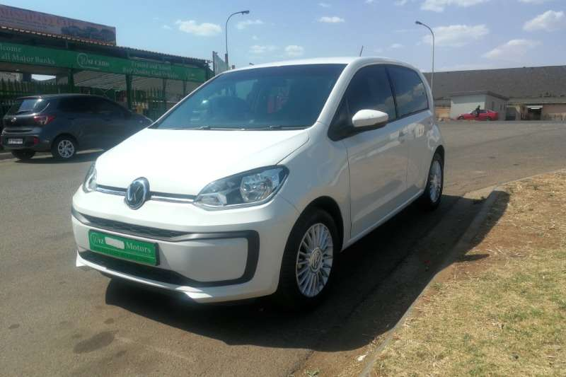 VW Up! 5-door MOVE UP 1.0 5DR 2018
