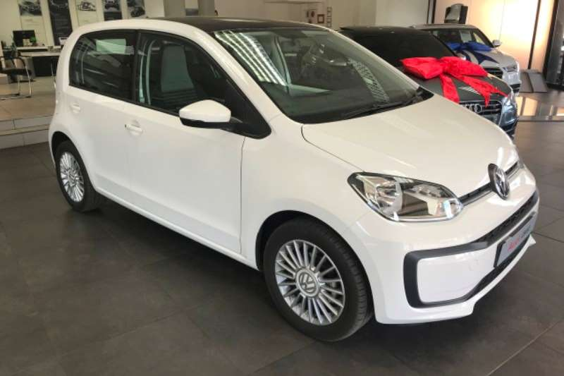 VW Up! 5-door MOVE UP 1.0 5DR 2019