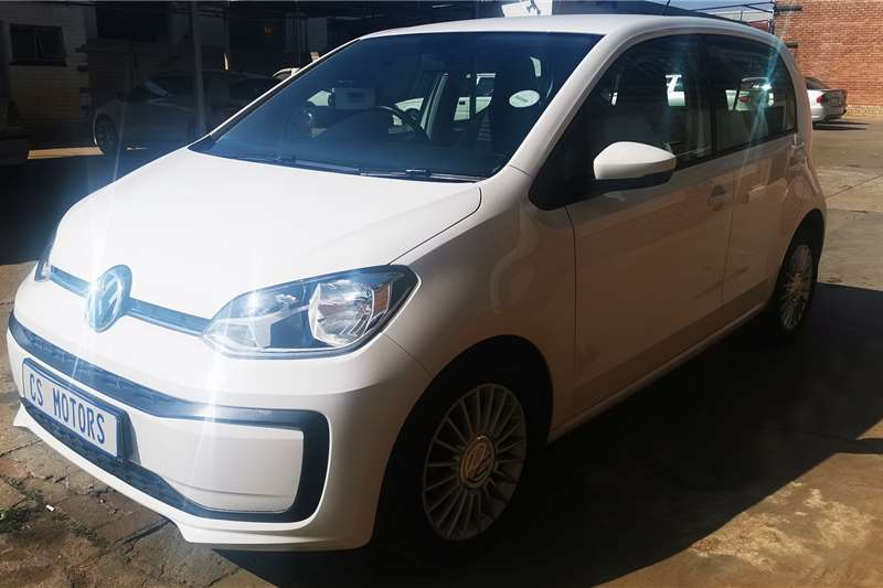 Used 2019 VW Up! 5-door MOVE UP 1.0  5DR