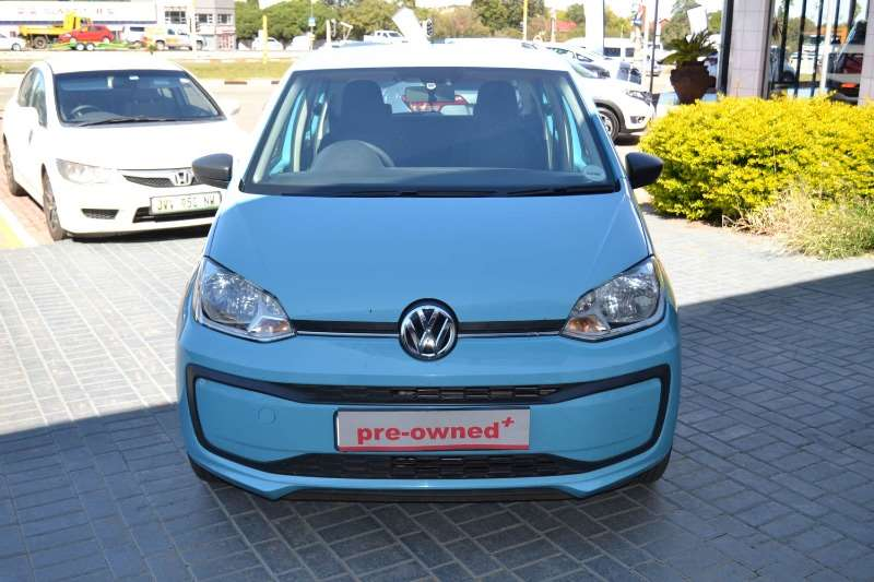 VW up! 5-door TAKE UP 1.0 5DR 2017