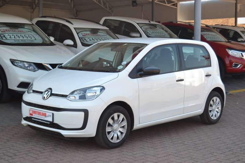 Volkswagen Take Up >> Vw Up 5 Door Take Up 1 0 5dr
