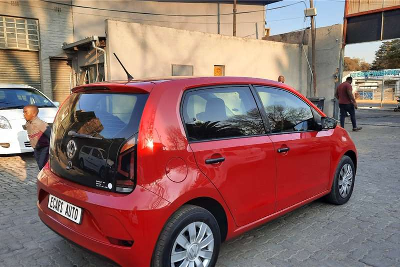 Used 2017 VW Up! 5-door TAKE UP 1.0 5DR
