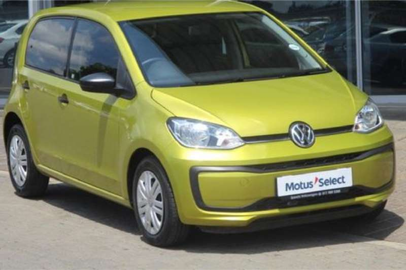 Used 2019 VW Up! 5-door TAKE UP 1.0 5DR