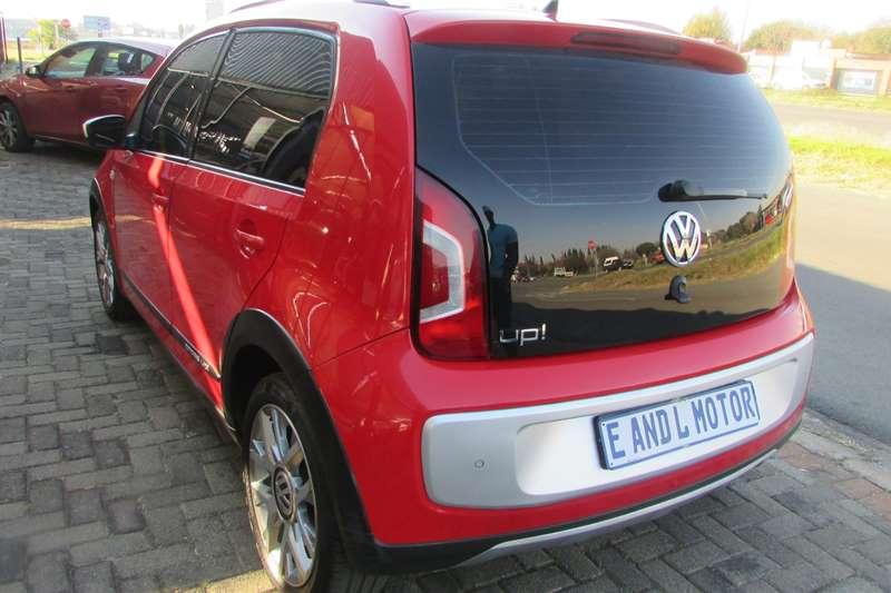 Used 2016 VW Up! club  1.0