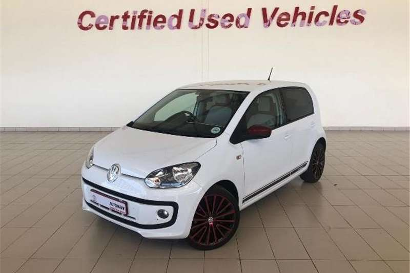 VW Up! colour  5 door 1.0 2016