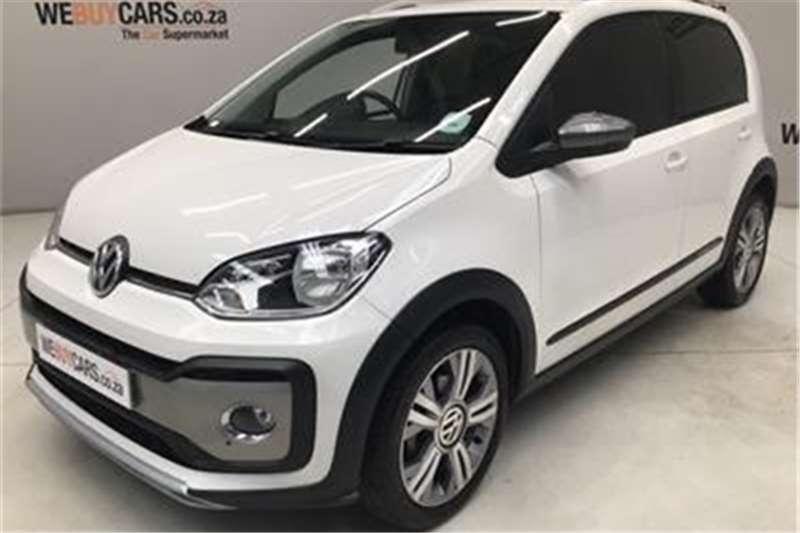 VW Up! cross  5 door 1.0 2017