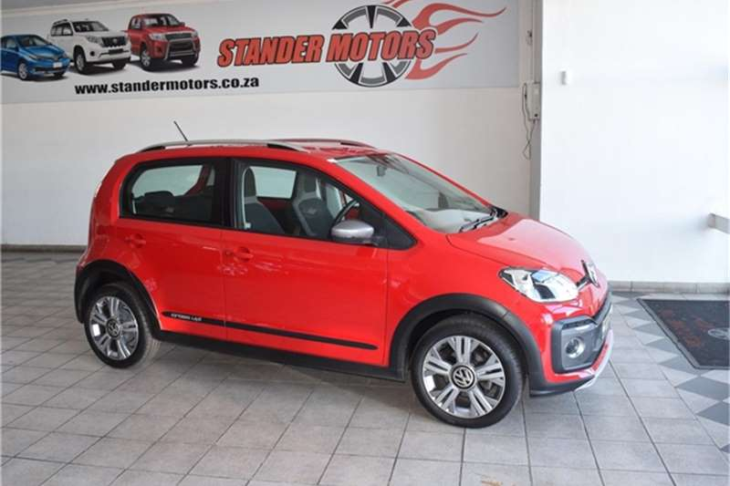 VW Up! cross  5 door 1.0 2018